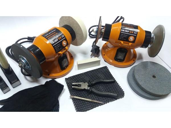 Станок для заточки маникюрных инструментов Sharp KM 15 STANDARD