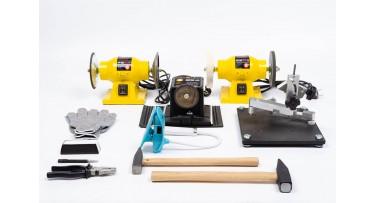 Станки для заточки маникюрных и парикмахерских инструментов Sharp R7 KIT Pro + Видео курс + 3 дня обучения