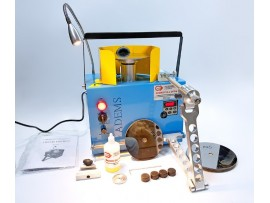 ADEMS FULL DRIVE - станок для заточки парикмахерских, маникюрных, медицинских (хирургических) стоматологических инструментов