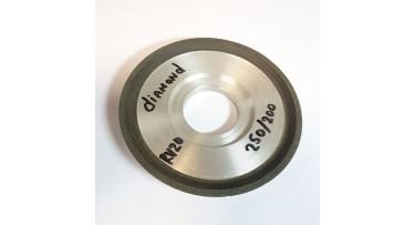 Алмазный диск для заточки с грубым зерном RV-20