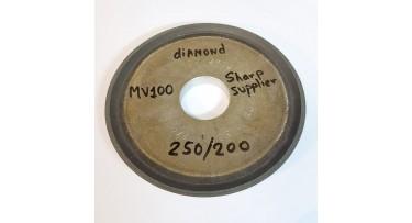 Алмазный диск для заточки (с грубым зерном) MV-100