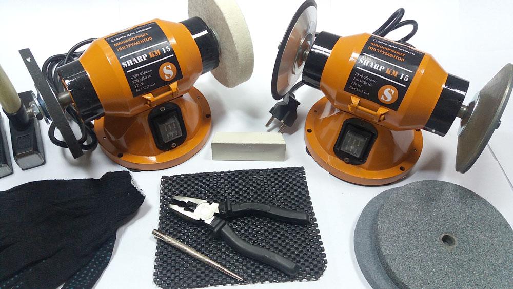 Изображение - Курсы заточки маникюрных и парикмахерских инструментов sharp-km-15-1101