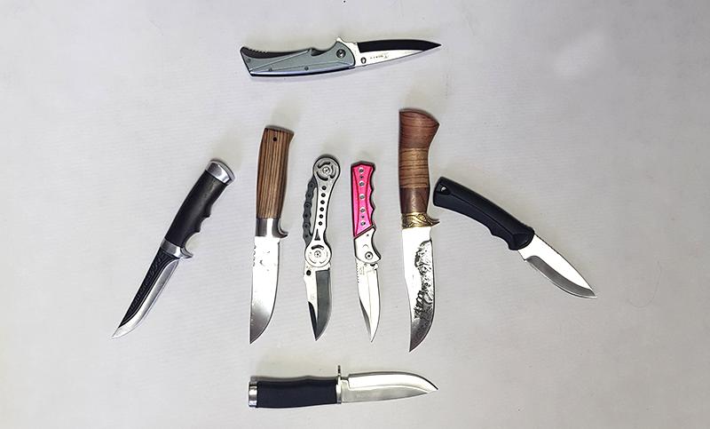 Заточка керамических ножей в Москве Zatochka-Sharp