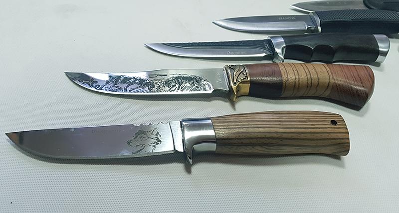 Заточка охотничьх ножей в Москве от 150 рублей Zatochka-Sharp