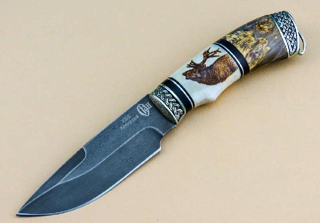 Заточка охотничьих ножей в Zatochka Sharp
