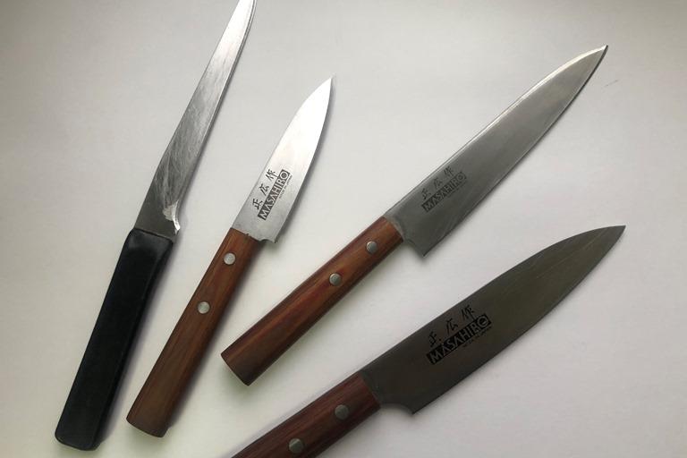 Заточка кухонных ножей в Москве