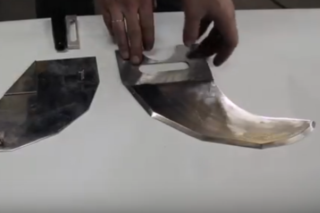 Заточить ножи для куттера в Москве с доставкой