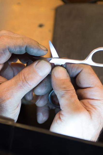 Обучение заточке маникюрного инструмента в Москве на Таганской дешево
