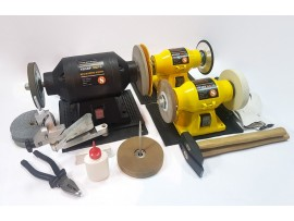 Sharp Black Power Wheels BKS 5 - станок для заточки маникюрных и парикмахерских инструментов