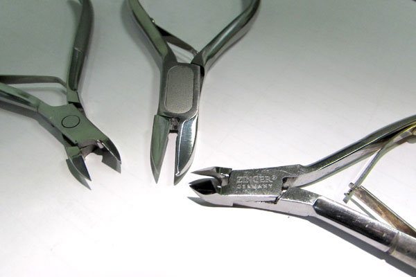 Заточка инструментов для маникюра и ножей
